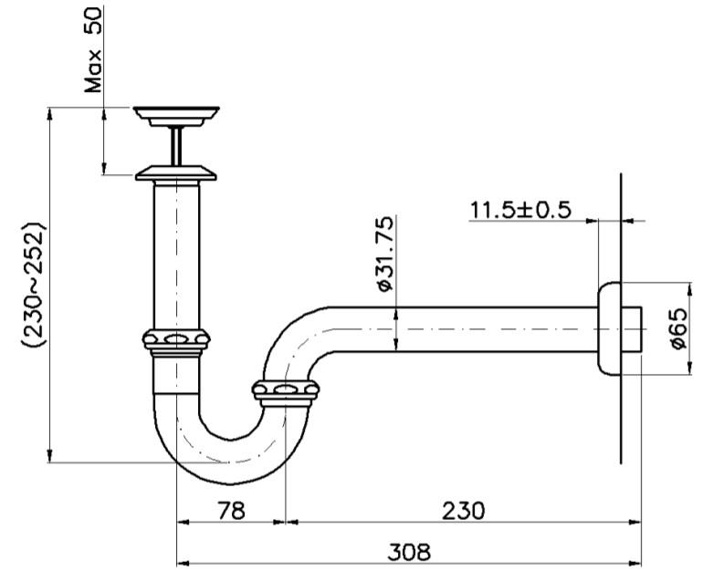 Bản vẽ kỹ thuật TX709AV6