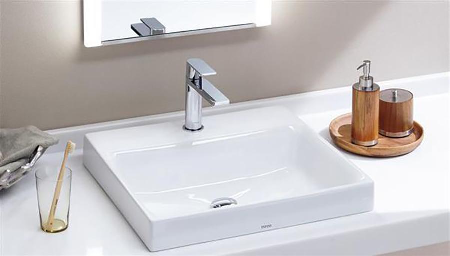 Những công dụng tuyệt vời của vòi chậu rửa mặt TOTO